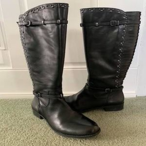 Gianni Bini - Tobins Riding Boots 8.5M (wide calf)